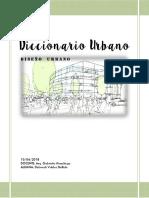 Diccionario Urbano1