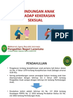 Presentasi Perlindungan Anak Final PN Larantuka