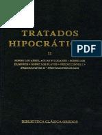 Hipócrates - Tratados Hipocráticos - Tomo 2.pdf