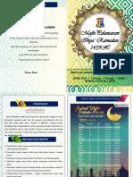 Buku Program Ihya Ramadan SK Lubok 2018