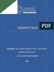Hemoptisis - Lucas Roman