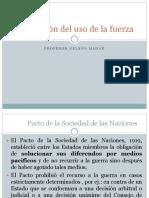 2 .- Presentaci n RRII Regulacio 769 n Del Uso de La Fuerza (1)