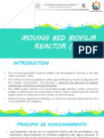 Moving Bed Biofilm Reactor (Mbbr)