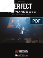 The Piano Guys-Perfect Sheets
