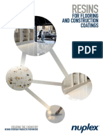 Flooring Construction Coatings