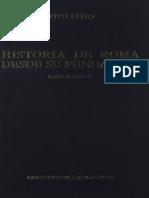 Tito Livio - Historia de Roma Desde Su Fundación - Tomo 3 - Libros 8 - 10