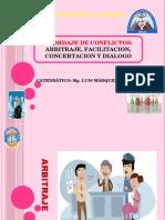 ARB ITRAJE FACILITACION CONCERTACION DIALOGO.pptx