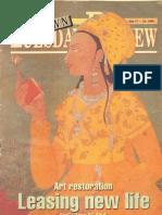 Art Conservation Restoration, Japanese Measures