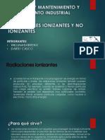 RadiacionesIonizantesyNoIonizantes