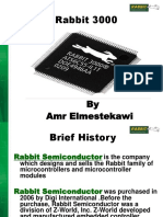 Rabbit- Overview of the Rabbit 4000 Product Line & Dynamic C Software (4)