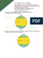 Guía de Evaluación Historia y Geografía 3