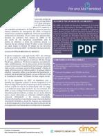 Nicaragua - Por una Maternidad Libre y Voluntaria - Monografía