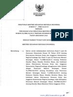 Pmk 37 Th 2018 - Aturan Baru Sbk 2018