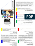 SERC's 2010-2011 Technology in Education (TIE) Professional Development Opportunities