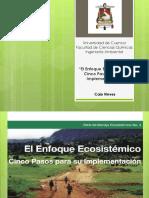 Enfoque ecosistémico_métodos