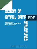 Design of Small Canal Structures . Bureau of Reclamation. Denver Colorado. 1978. Español