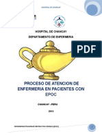 PROCESO DE ATENCIÓN EN EPOC