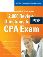 McGraw-Hill Education 2-000 Review Questions for t