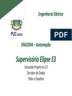 Exemplo ELIPSE E3