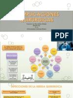 COMPLICACIONES QUIRURGICAS.pptx
