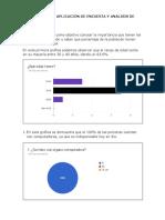 U3. SESION 7. Actividad 2. Aplicación de Encuesta y Análisis de Resultados