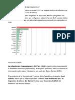 Inflación en Países de Latinoamérica Expo
