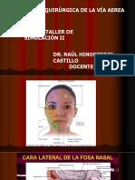 Clase Anatomía Quirúrgica Vía Aerea (2)
