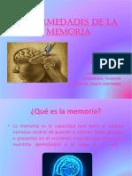 Enfermedades de La Memoria