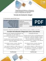 4- Formato de Evaluación Final