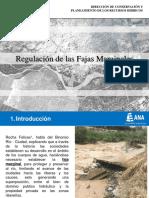 ANA - Regulacion de Fajas Marginales