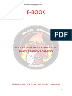 E-book Blaze Dragons Gaming