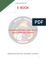E-book Blaze Dragons Gaming