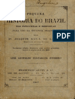 Pequena Historia Do Brazil - Joaquim Maria de Lacerda