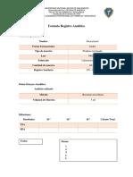 Formato Registro Analítico Micro