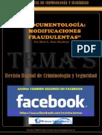 47 - Documentología Moficiaciones Fraudulentas