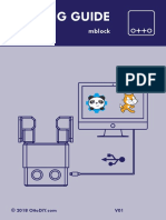 OttoDIY Programming Mblock Scratch Arduino v01