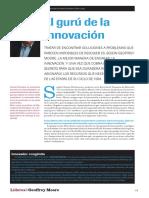 Geoffrey Moore Guru de Innovacion