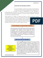 Desarrollo Del Ciclo Hidrológico en Bolivia