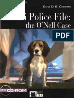 Miami Police File the O'Nell Case pdf