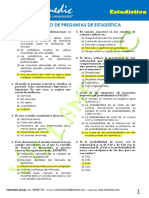 Banco ESTADISTICA - Villamedic 2013