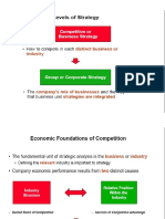 Strategy for PDD