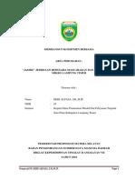 PIM II KADIS (Proposal) Revisi