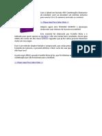 Combinações Diamantes Da Lotofácil PDF DOWNLOAD