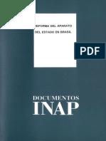 Documentos Inap, Nº 5 Reforma Del Aparato de Estado en Brasil