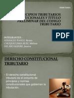 GRUPO#1 -Principios Tributarios Constitucionales y Titulo Preliminar Del Código Tributario