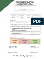 Form Evaluasi Sbk Rsbk