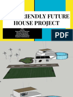 eco-friendly future house project