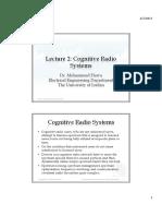 C2 Cognitive Radio