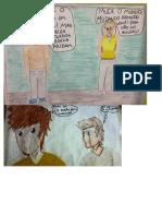 Charges Combate a Intimidação Sistemática - Bullying