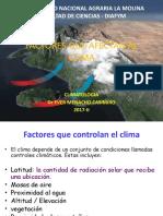 Climatología2 - Factores Climáticos